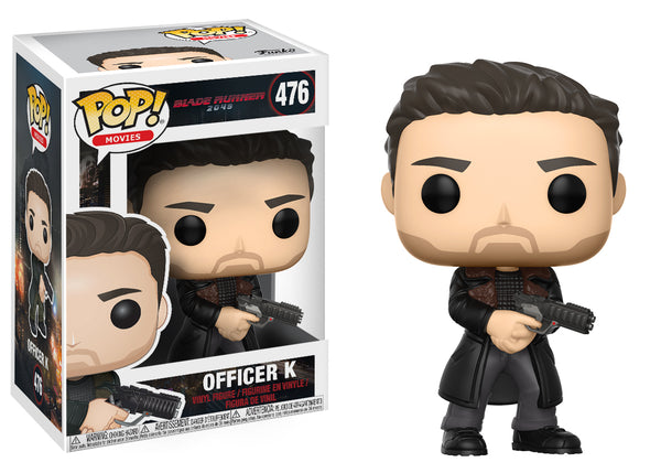 Pop! Movies: Blade Runner 2049 - Officer K
