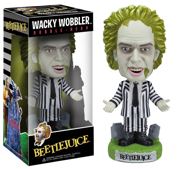 Funko Wacky Wobbler: Horror Movie - Beetlejuice