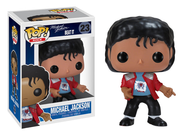 Pop! Rocks: MJ Beat It
