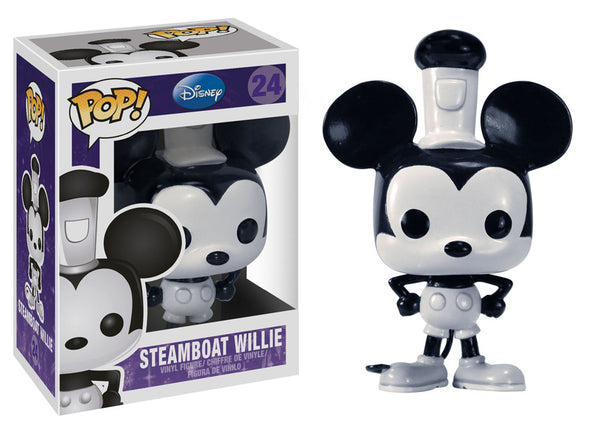 Pop! Disney Series 2: Steamboat Willie