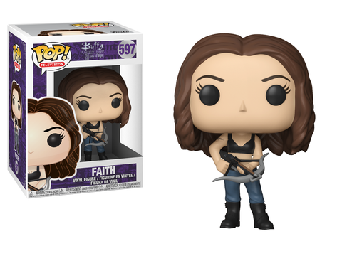 Pop! Television: Buffy the Vampire Slayer- Faith