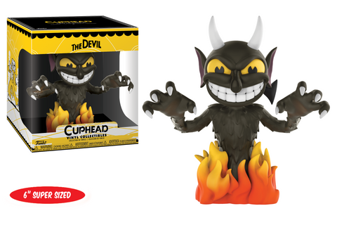 "Vinyl Figure: Cuphead -The Devil ""6"