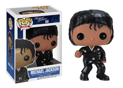 Pop! Rocks: MJ Bad