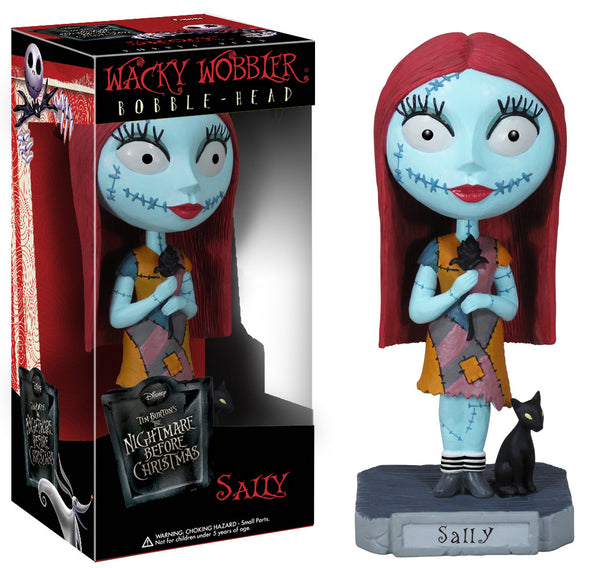 Wacky Wobbler: The Nightmare Before Christmas - Sally