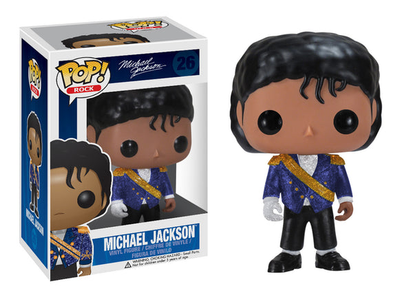 Pop! Rocks: MJ Military