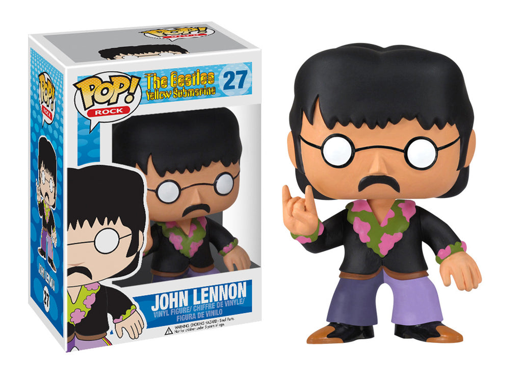 Pop Rocks The Beatles John Lennon Funko