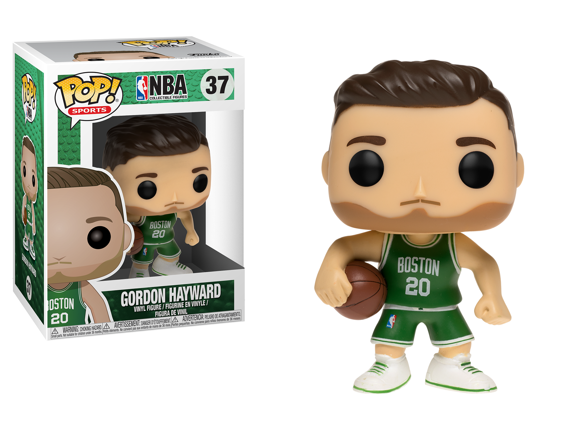 figurine pop nba