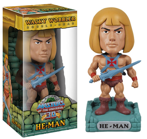 Wacky Wobbler: Masters of the Universe - He-Man