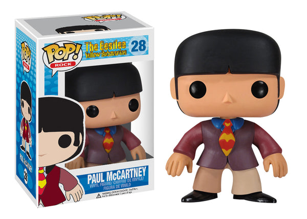 Pop! Rocks: The Beatles - Paul McCartney