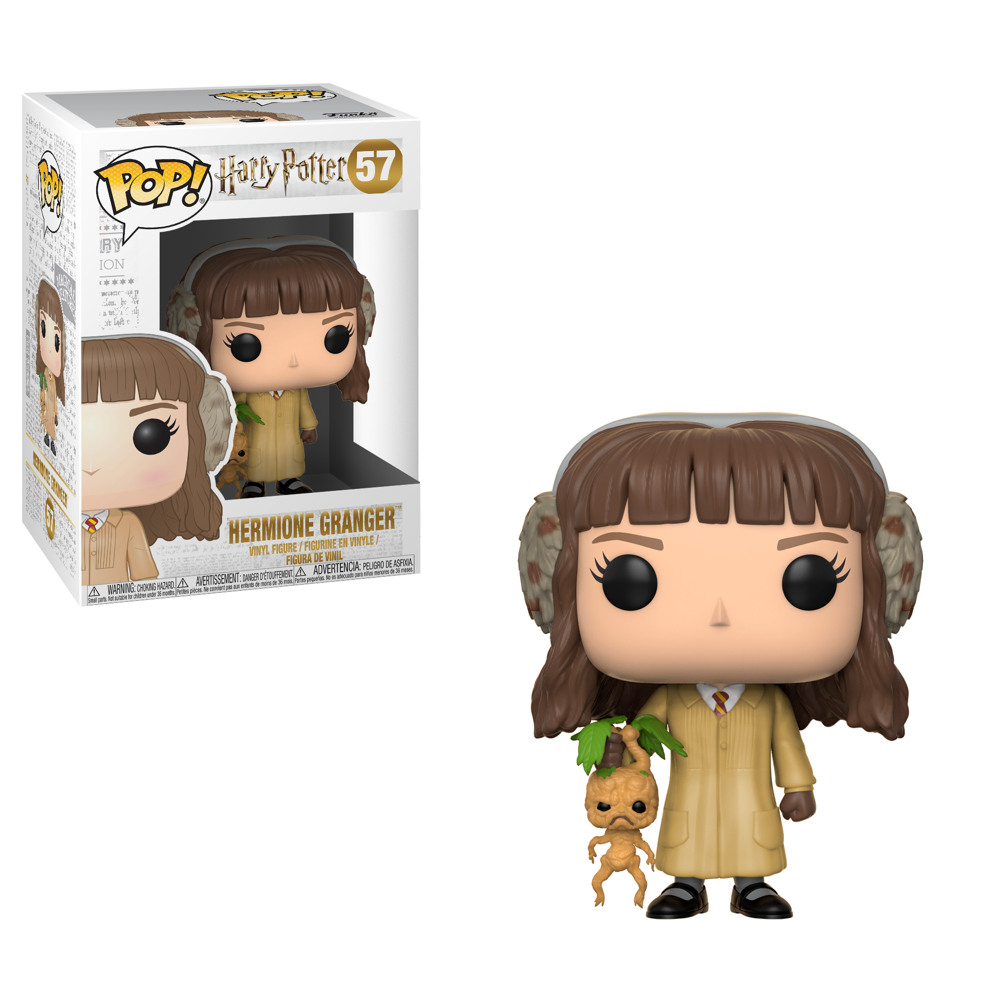 Pop! Movies: Harry Potter - Hermione Granger | Pop! Vinyl | Catalog ...