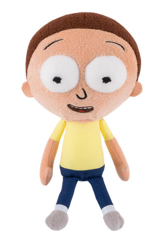 Galactic Plushies: Rick and Morty - Morty (Smile)