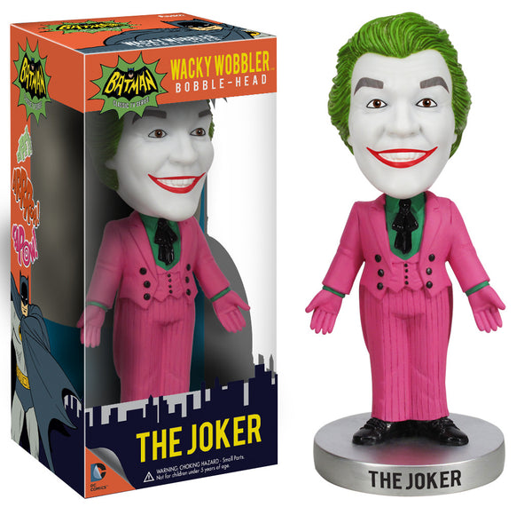 Wacky Wobbler: DC Comics - The Joker