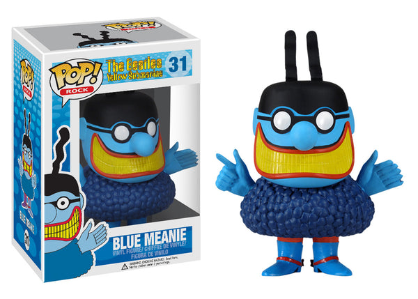 Pop! Rocks: The Beatles - Blue Meanie