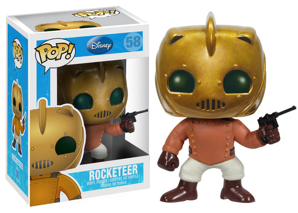 Pop! Disney: Rocketeer