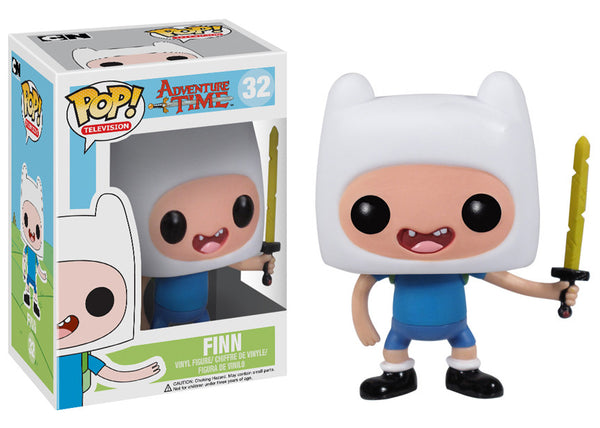 Pop! TV: Adventure Time - Finn with sword