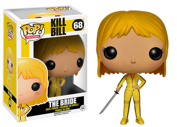 Funko Pop! Movies: Kill Bill - The Bride