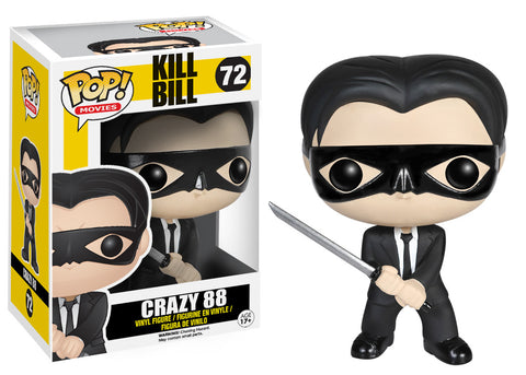 Funko Pop! Movies: Kill Bill - Crazy 88