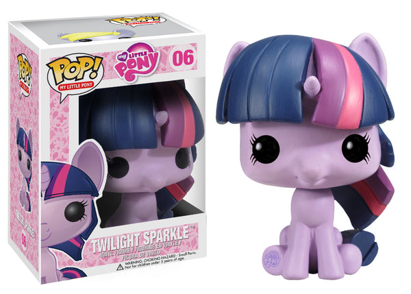 Pop! My Little Pony - Twilight Sparkle