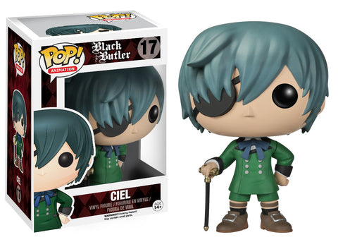 Funko POP! Animation: Black Butler - Ciel