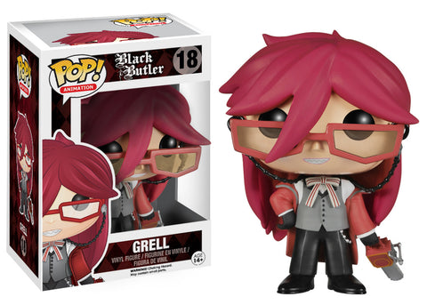 Funko POP! Animation: Black Butler - Grell