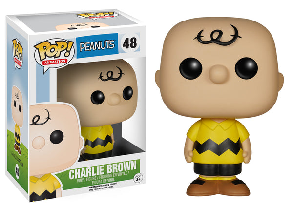 Pop! TV: Peanuts - Charlie Brown