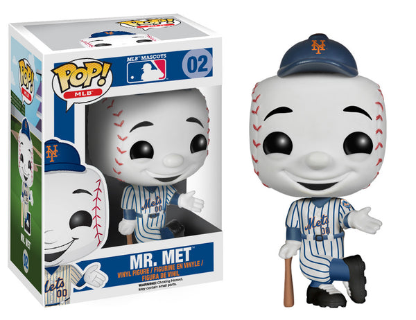 Pop! MLB - Mr. Met