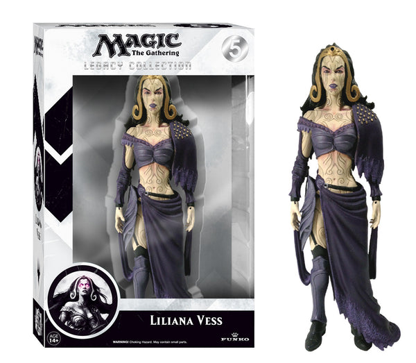 The Legacy Collection: Magic: The Gathering - Liliana Vess