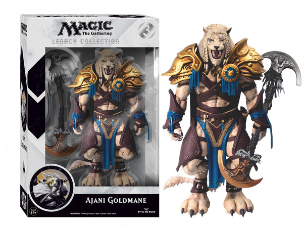 The Legacy Collection: Magic: The Gathering - Ajani Goldmane