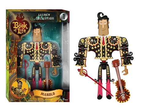 The Legacy Collection: Book of Life - Manolo
