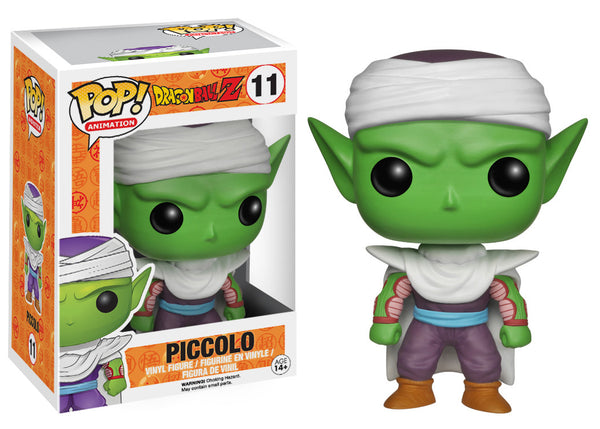 Funko POP! Animation: Dragonball Z - Piccolo