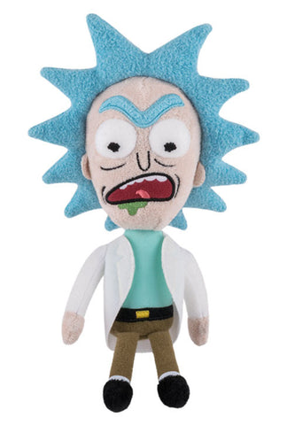Galactic Plushies: Rick and Morty - Rick (mad)