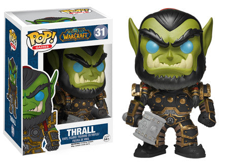 Funko Pop! Games: World of Warcraft - Thrall