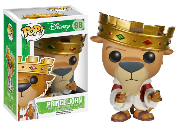 Funko Pop! Disney: Robin Hood - Price John