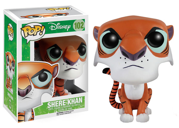 Funko POP! Disney: Jungle Book - ShereKhan