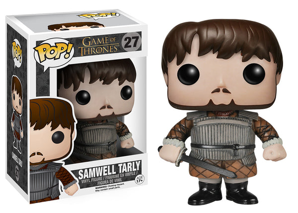 Funko Pop! TV: Game of Thrones - Samwell Tarly Training Grounds