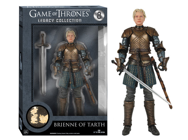 Funko The Legacy Collection: Game of Thrones - Brienne of Tarth