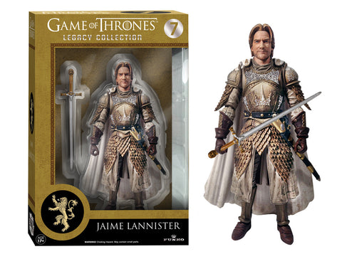 Funko The Legacy Collection: Game of Thrones - Jaime Lannister