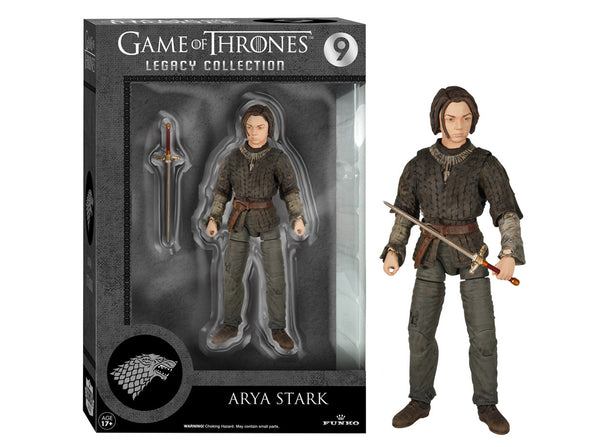 Funko The Legacy Collection: Game of Thrones - Arya Stark