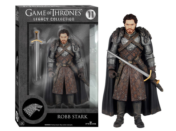 Funko The Legacy Collection: Game of Thrones - Robb Stark