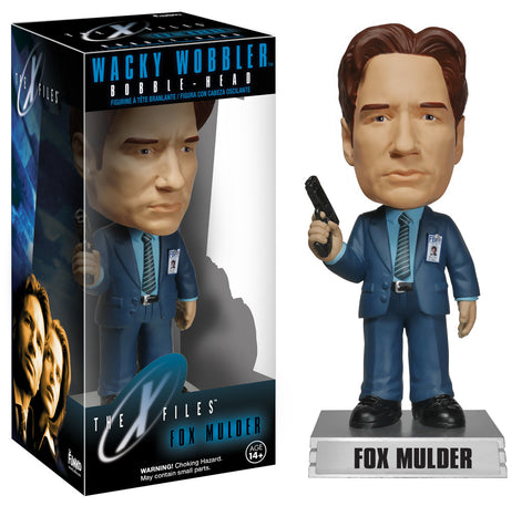 Funko Wacky Wobbler: X-Files - Fox Mulder