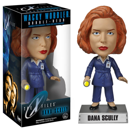 Funko Wacky Wobbler: X-Files - Dana Scully