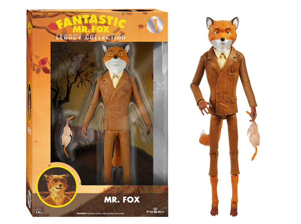 Funko The Legacy Collection: Fantastic Mr. Fox - Mr. Fox