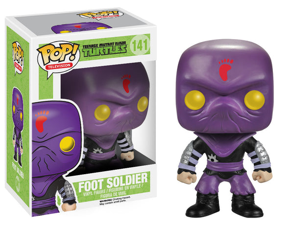 Funko POP! TV: Teenage Mutant Ninja Turtles – Foot Soldier