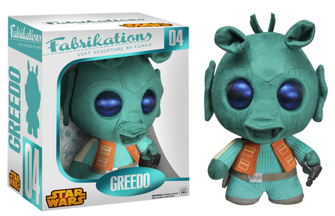 Funko Fabrikations:  Greedo