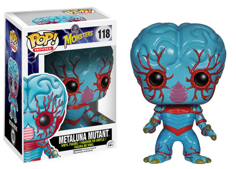 Funko Pop! Movies: Universal Monsters - Metaluna mutant