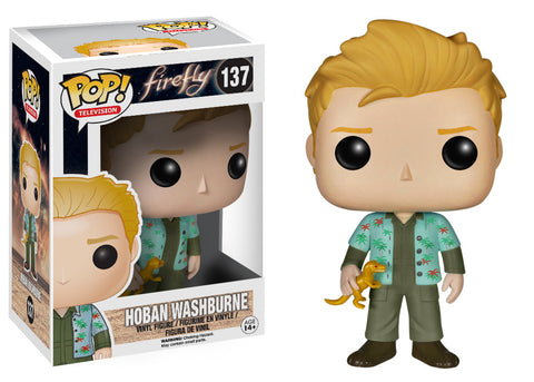 Funko POP! TV: Firefly - Hoban Washburne