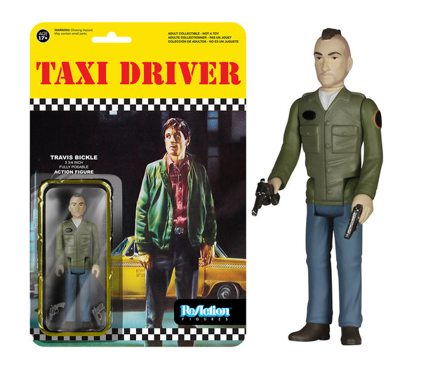 ReAction: Taxi Driver