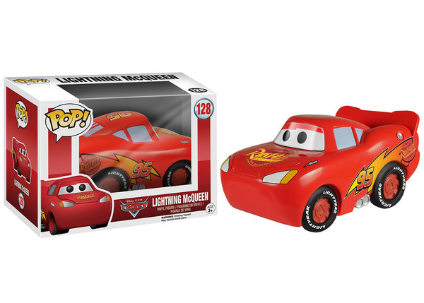 Pop! Disney: Cars - McQueen