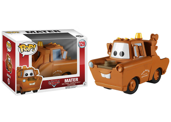 Pop! Disney: Cars - Mater
