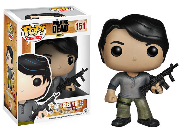 Funko Pop! TV: The Walking Dead - Prison Glenn